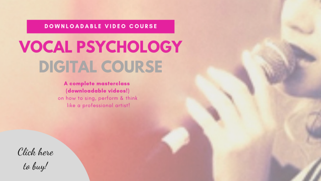 Learn How to Sing Better Online - Vocal Psychology